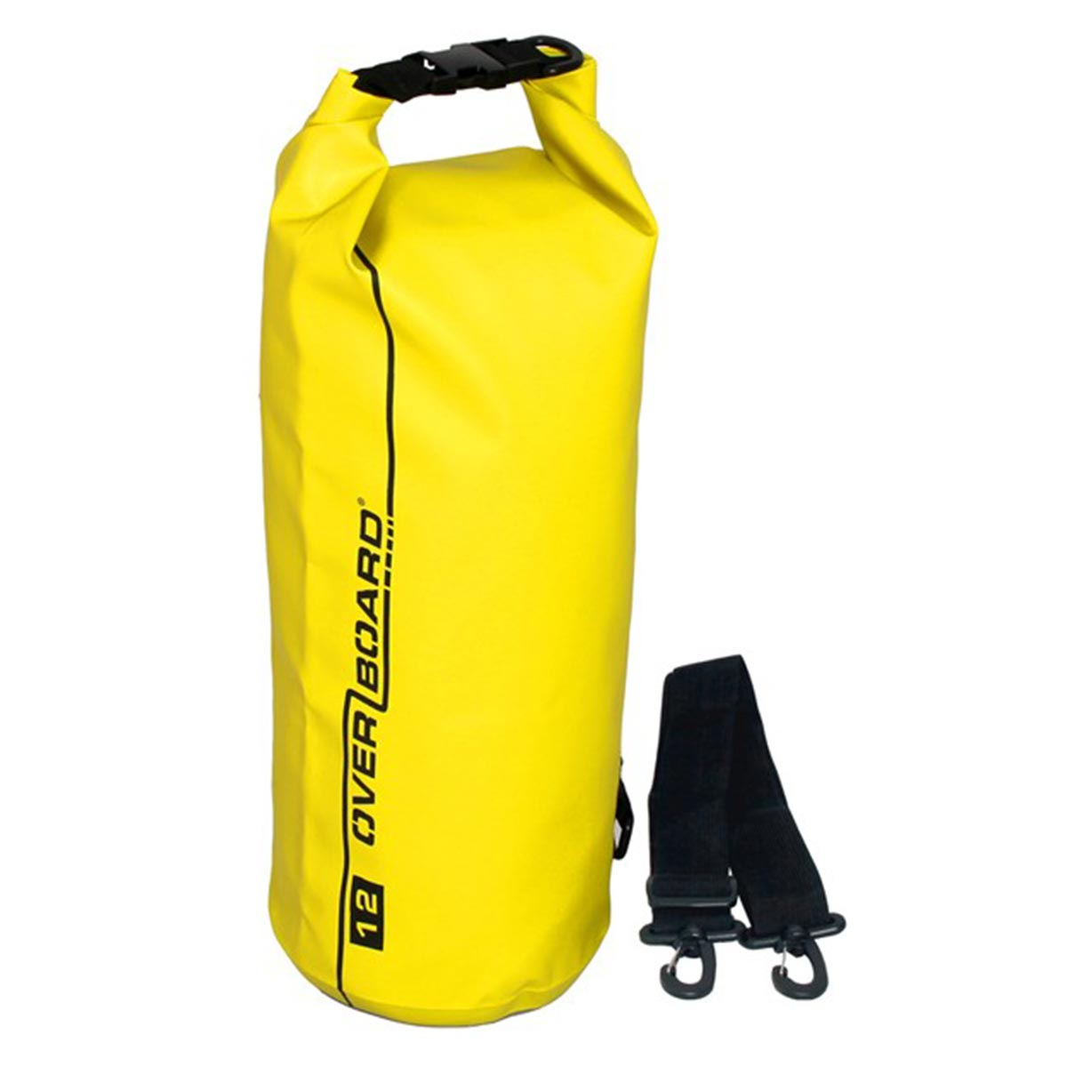 12 Litre Dry Tube YELLOW