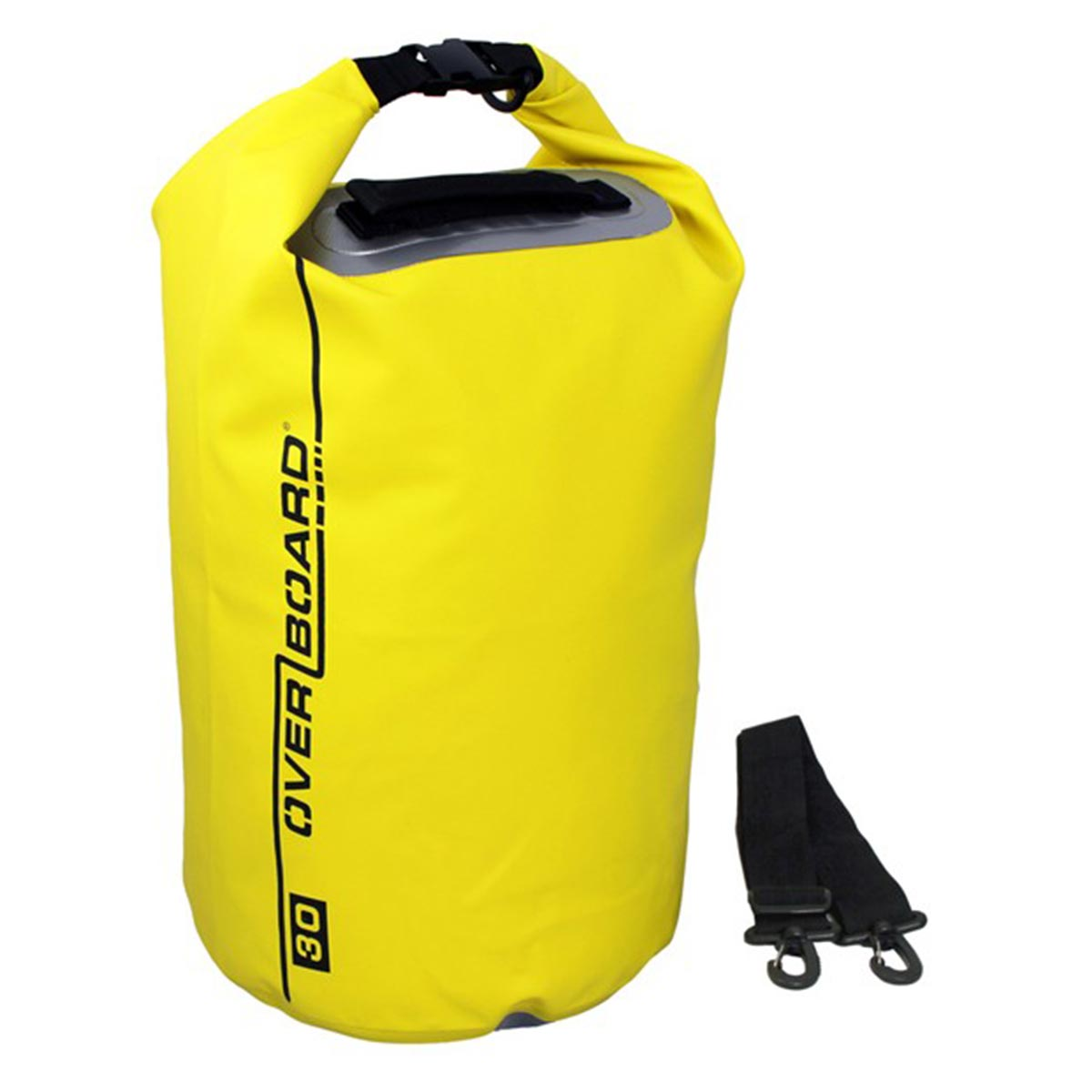 30 Litre Dry Tube YELLOW