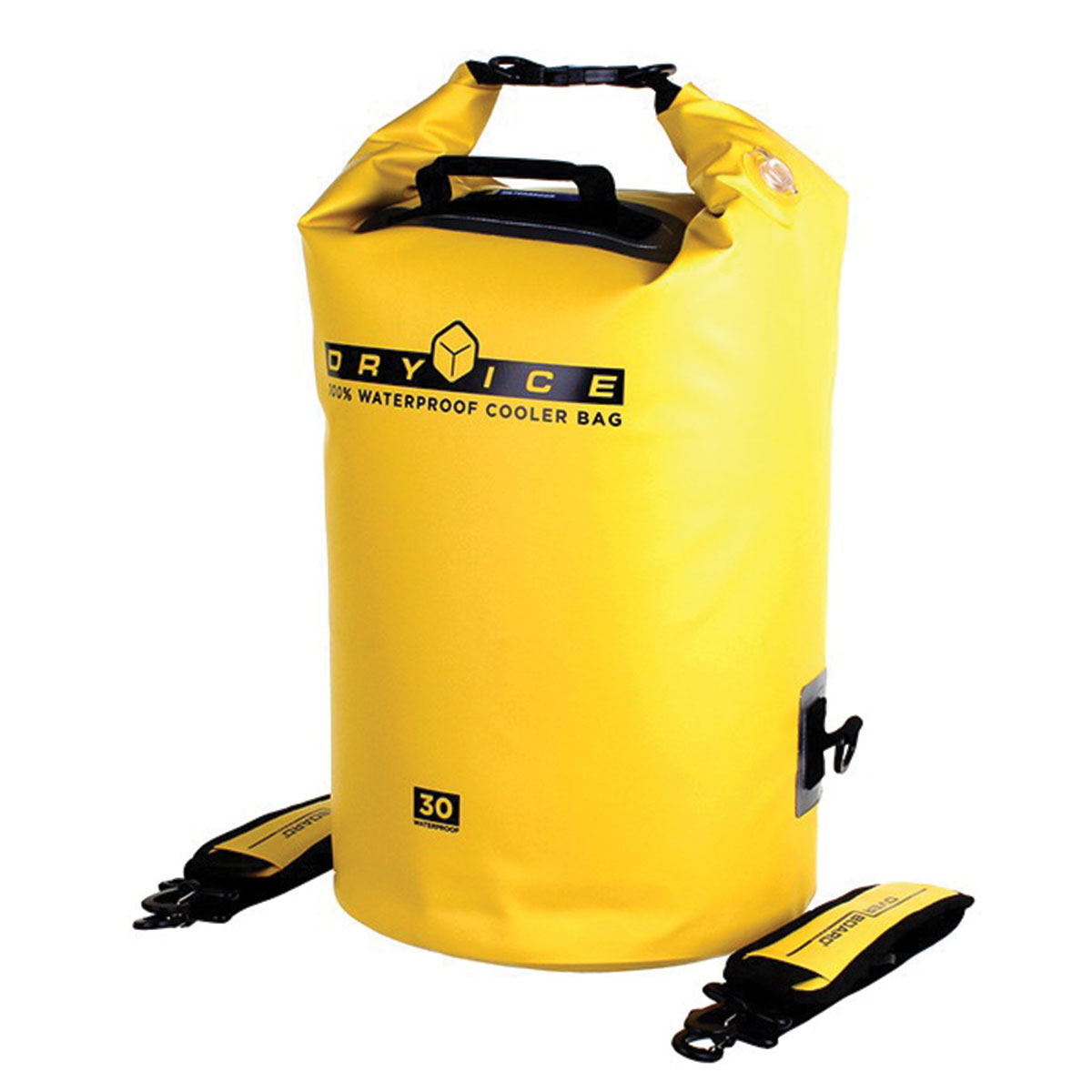 30 Litre Dry Ice Cooler Bag Yellow