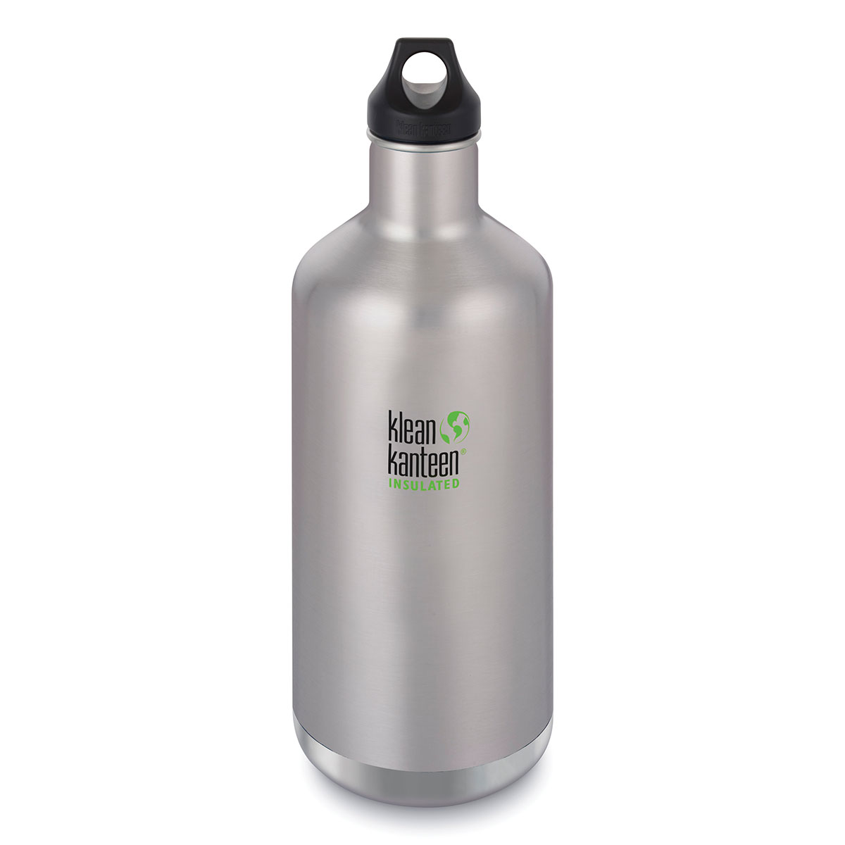 64oz Insulated Classic Loop Brushed Stainless