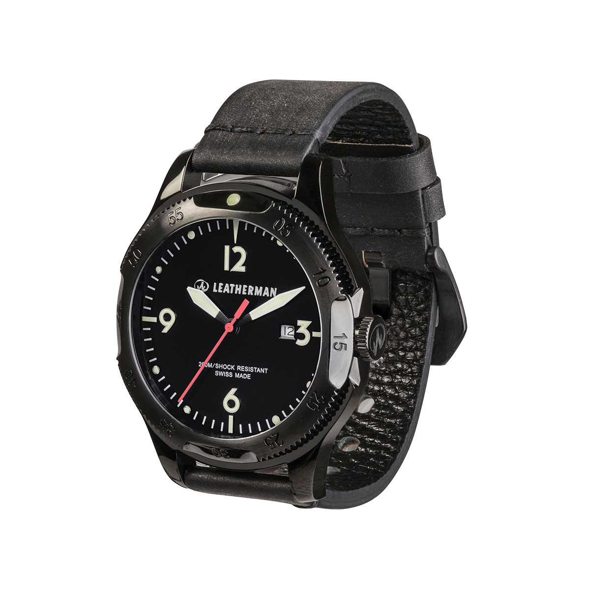 Leatherman 2017 Limited Edition Timepiece Black