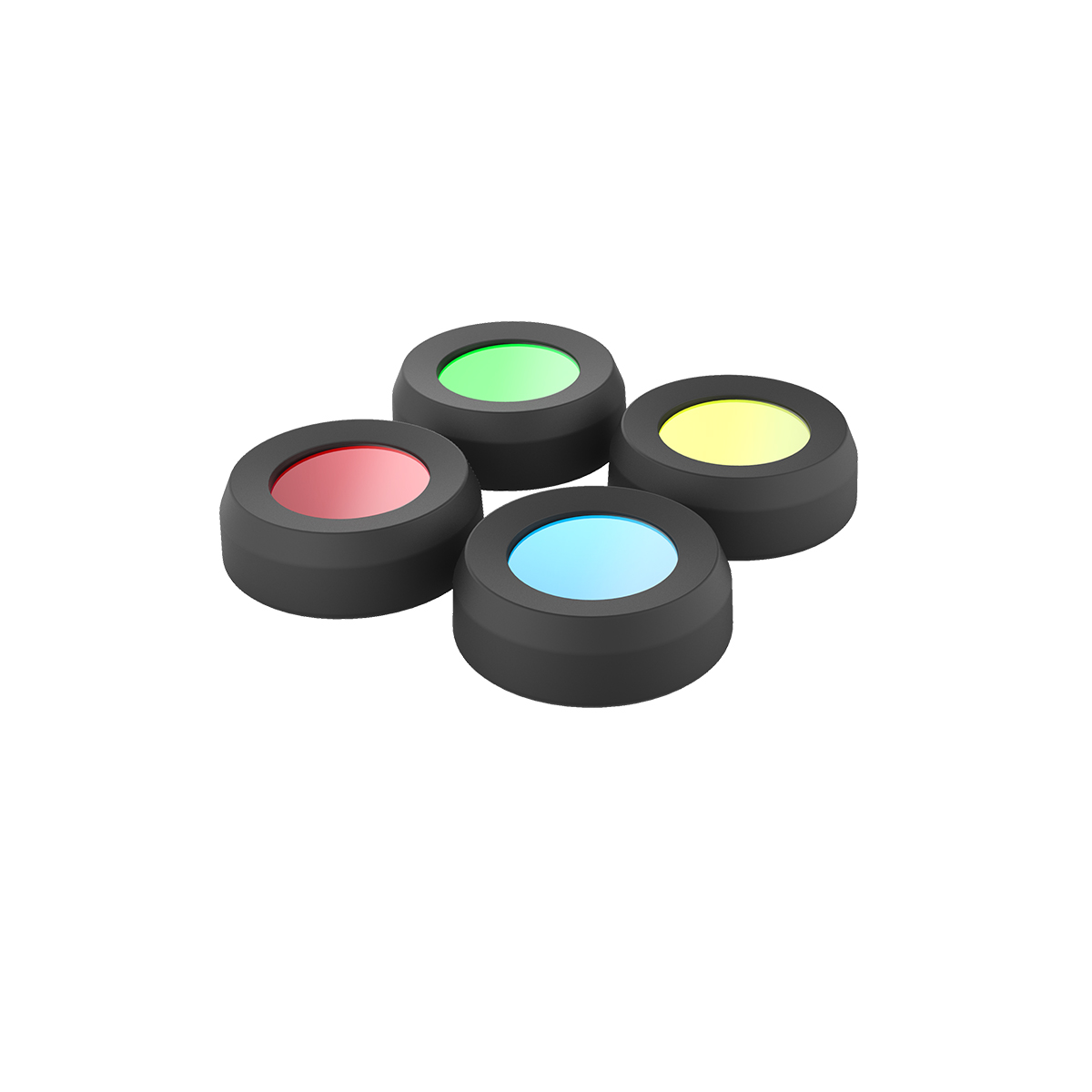 Colour Filter Set 36mm fits MH10,H8R