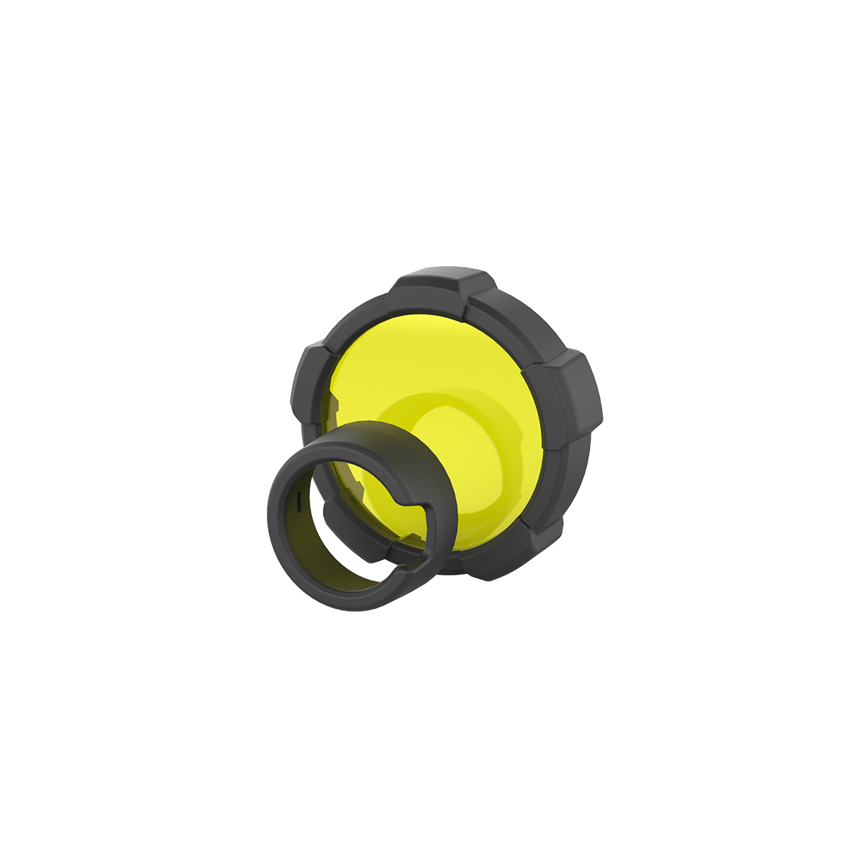 Colour Filter Yellow 85.5mm / Fits MT18