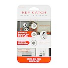 KeyCatch Sticky/Magnetic Key Rack Adhesive 3 Pack