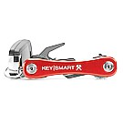 KeySmart Rugged w/Belt Clip,Bottle Opener Alum