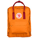 Kanken Burnt Orange-Deep Red