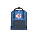 Kanken Mini Graphite-UN Blue