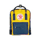 Kanken Mini Navy-Warm Yellow