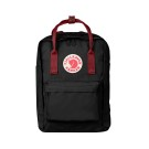 Kanken 13 Black - Ox Red