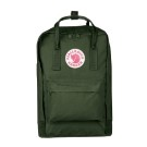 "Kanken 15"" Forest Green"