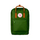 "Kanken 17"" Leaf Green-Burnt Orange"