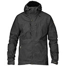 Skogsö Jacket Dark Grey S