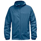 Abisko Windbreaker Jacket Uncle Blue S