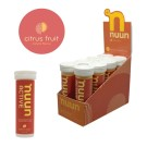 nuun Active Citrus Fruit - Tray w/8 Tubes