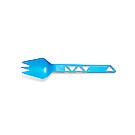TrailSpork Tritan Blue