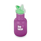 12oz Classic Kid Sippy Cap Winter Plum