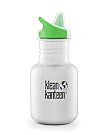 12oz Kid Kanteen Sippy Cap / Stainless