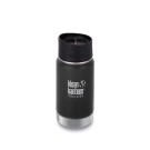 12oz Wide Vacuum Insulated Cafe Cap / Shale Black