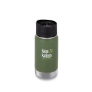 12oz Wide Vacuum Insulated Cafe Cap/Vinyard Green