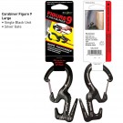 Figure 9 Carabiner Large - Black