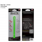 "Gear Tie 12""- 2 Pack - Lime"