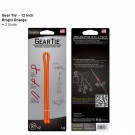 "Gear Tie 12""- 2 Pack - Bright Orange"