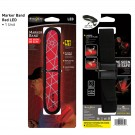 LED Marker Band Wave - Red