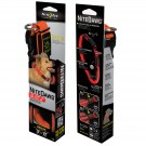 Nite Dawg Dog Collar - Medium Orange LED