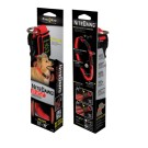 Nite Dawg LED Dog Collar - Large - Red
