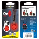 o   Zip Lit Twin Pack - Red LED