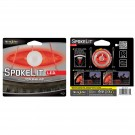 Spoke Lit - Red LED