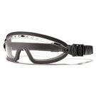 Boogie Sport Black Strap Clear