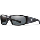 Hideout Elite Black Frame Polarized Gray Lens