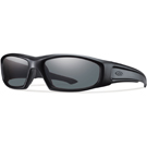 Hudson Elite Black Frame Gray Lens