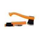Outdoor Kit Orange Set of Axe & Knife / Clam