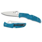 Endura 4 Lightweight Blue Flat Ground-Plain Blade