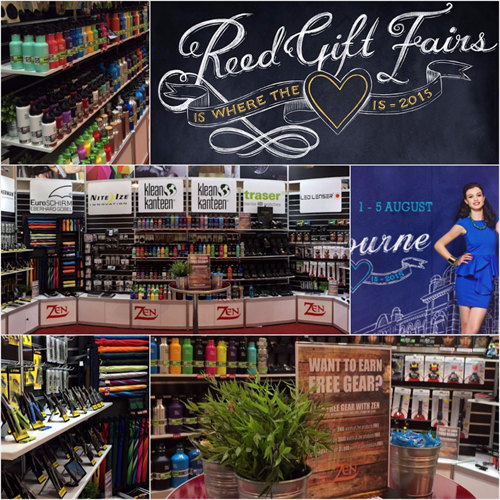 Reed Gift Fair Melbourne 1-5 August