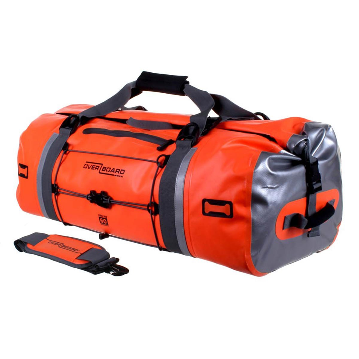 60 Litre Pro-Vis  Duffel High Vis Orange