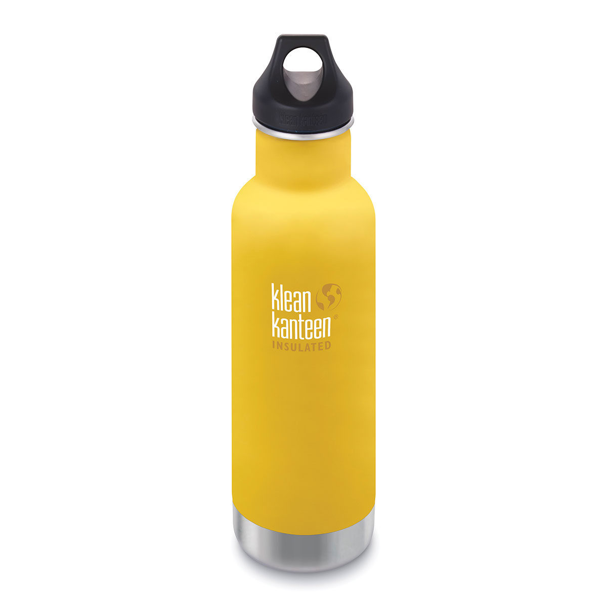 20oz Insulated Classic Loop Lemon Curry