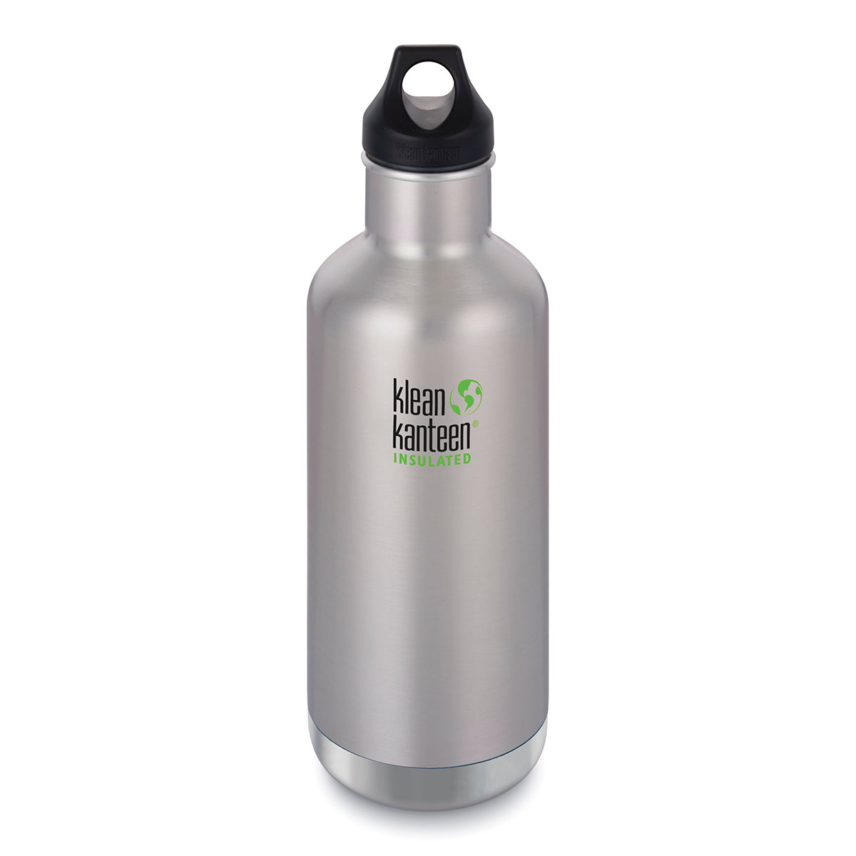 32oz Insulated Classic Loop Brushed Stainless