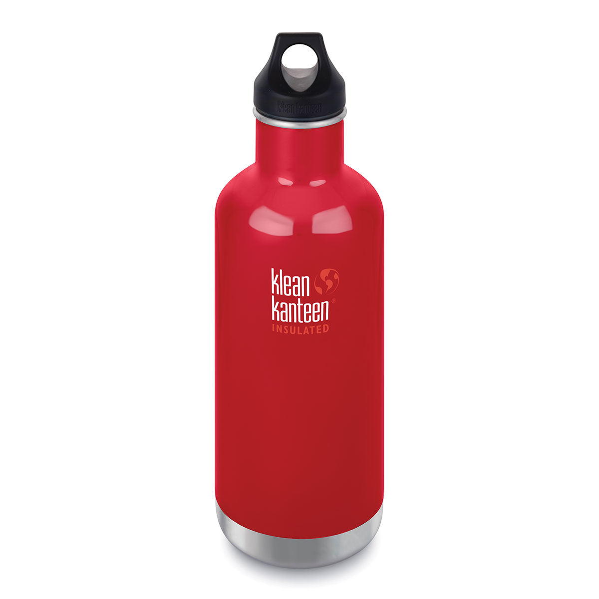 32oz Insulated Classic Loop Mineral Red