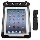 Large tablet case / iPad compatible BLK
