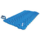 Klymit Double V Sleeping Pad - Blue