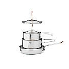 CampFire Cookset S.S. Small