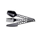 Lightweight TrailCutlery Black