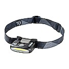 Radiant 170 Rechargeable Headlamp - Black