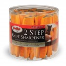 Two Step Knife Sharpener BUCKET  - 24 pieces