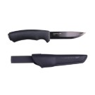 Bushcraft Black Sturdy Outdoor Knife