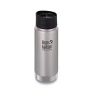 16oz Wide Vacuum Insulated Cafe Cap/Stainless