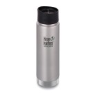 20oz Wide Vacuum Insulated Cafe Cap / Stainless